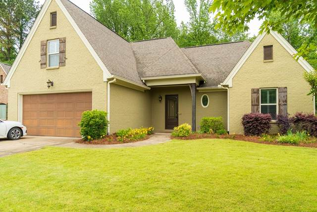 123 Windsor Falls, OXFORD, MS 38655 (MLS #148130) :: Cannon Cleary McGraw