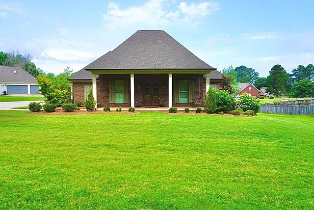 108 Downing Street, OXFORD, MS 38655 (MLS #148220) :: Oxford Property Group