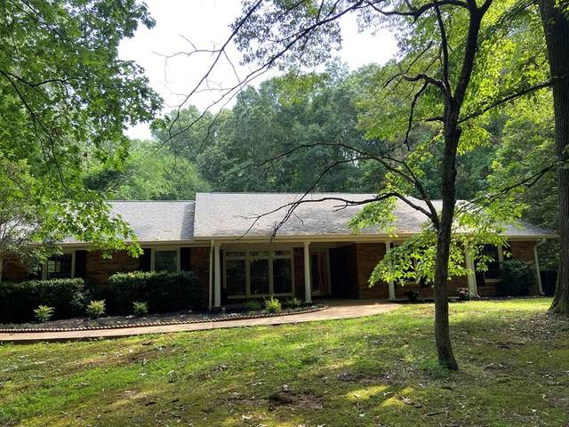 20 Cr 1060, OXFORD, MS 38655 (MLS #148265) :: John Welty Realty