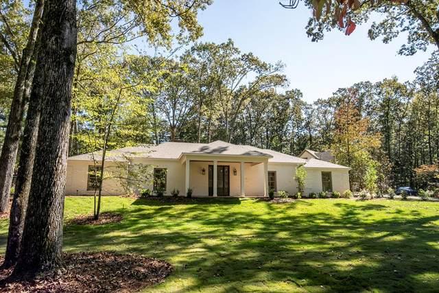 400 Country Club Road, OXFORD, MS 38655 (MLS #148624) :: Nix-Tann and Associates