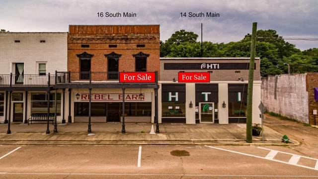 16 South Main, WATER VALLEY, MS 38965 (MLS #148632) :: Cannon Cleary McGraw