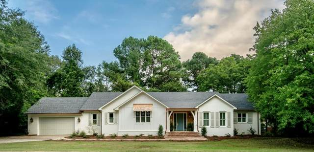 708 Old Taylor Road, OXFORD, MS 38655 (MLS #148876) :: Oxford Property Group