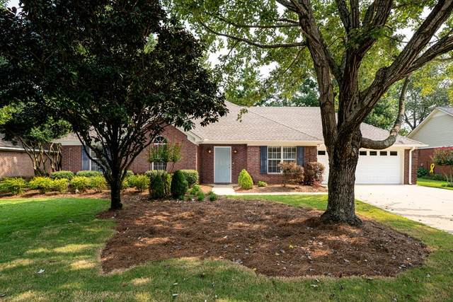 512 Bowie Drive, OXFORD, MS 38655 (MLS #149040) :: Oxford Property Group