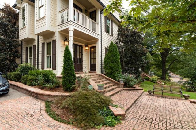 1622 Jackson Avenue East, OXFORD, MS 38655 (MLS #141369) :: John Welty Realty
