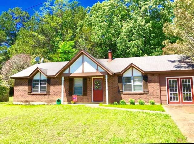 128 Thacker Loop, OXFORD, MS 38655 (MLS #143722) :: Oxford Property Group