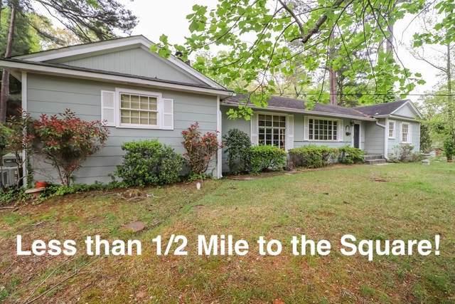 345 Vivian Street, OXFORD, MS 38655 (MLS #147182) :: Nix-Tann and Associates