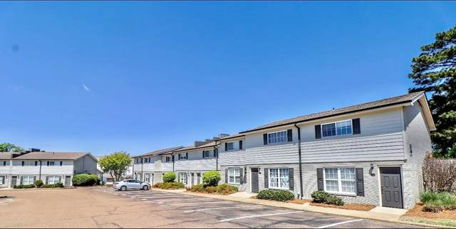1802 West Jackson Ave. #74, OXFORD, MS 38655 (MLS #147958) :: Oxford Property Group