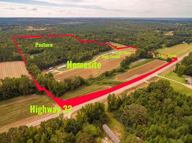 80 Cr 104, WATER VALLEY, MS 38965 (MLS #149136) :: Oxford Property Group