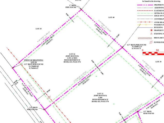 Lot 34 College Hill (Cr 102), OXFORD, MS 38655 (MLS #140360) :: John Welty Realty