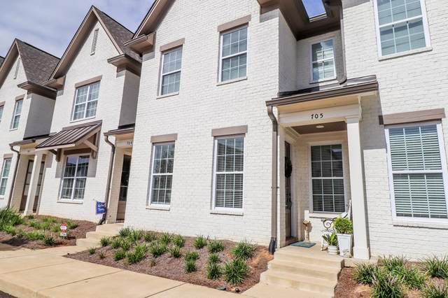 102 Farm View Dr. #705, OXFORD, MS 38655 (MLS #146144) :: Cannon Cleary McGraw