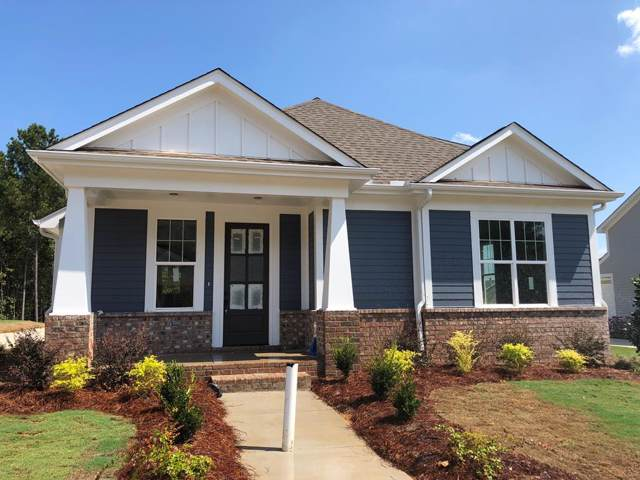 117 Post Oak Drive, OXFORD, MS 38655 (MLS #143536) :: Oxford Property Group