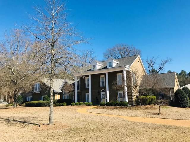 107 Cedar Hill Drive, OXFORD, MS 38655 (MLS #145244) :: Oxford Property Group