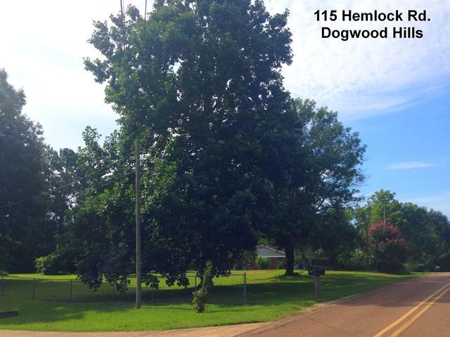 115 Hemlock, BATESVILLE, MS 38606 (MLS #137770) :: John Welty Realty