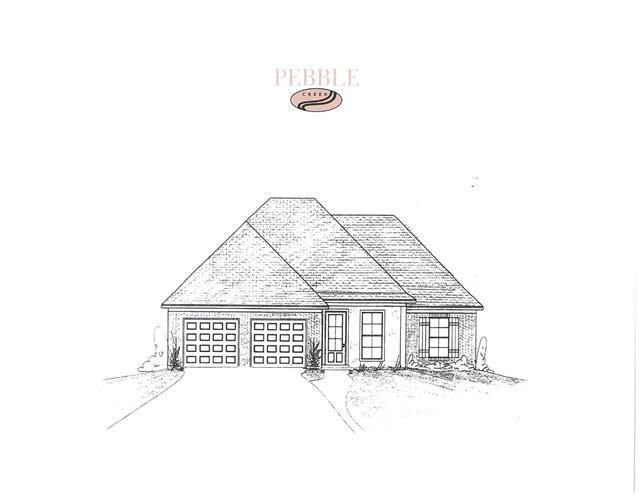 1026 Pebble Creek Drive, OXFORD, MS 38655 (MLS #138802) :: John Welty Realty