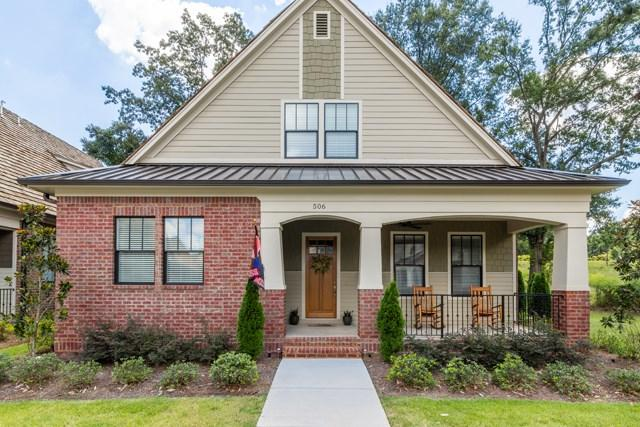 506 Grafton Cove, OXFORD, MS 38655 (MLS #138832) :: John Welty Realty