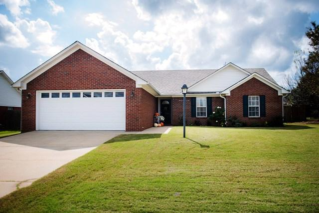 204 Eagle's Nest Lane, OXFORD, MS 38655 (MLS #139198) :: John Welty Realty