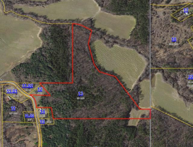 00 Cr 361, OXFORD, MS 38655 (MLS #139208) :: John Welty Realty