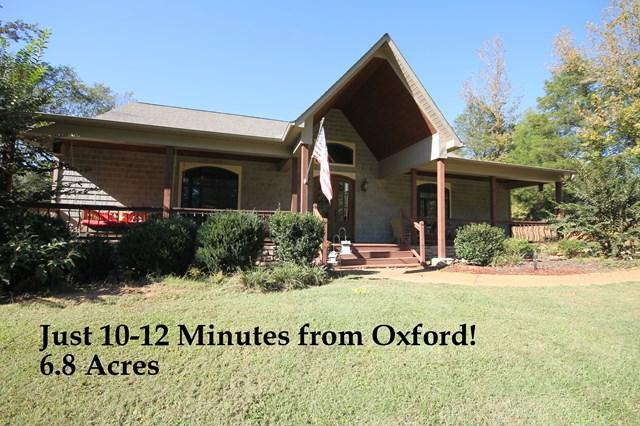 970 Hwy 7 South, WATER VALLEY, MS 38965 (MLS #139236) :: John Welty Realty