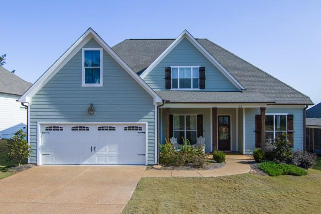 121 Oxford Creek Drive, OXFORD, MS 38655 (MLS #139388) :: John Welty Realty