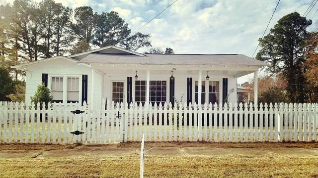 206 S. Monroe Street, Calhoun City, MS 38916 (MLS #139400) :: John Welty Realty