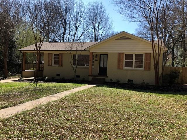 312 Ross Ave, OXFORD, MS 38655 (MLS #139941) :: John Welty Realty