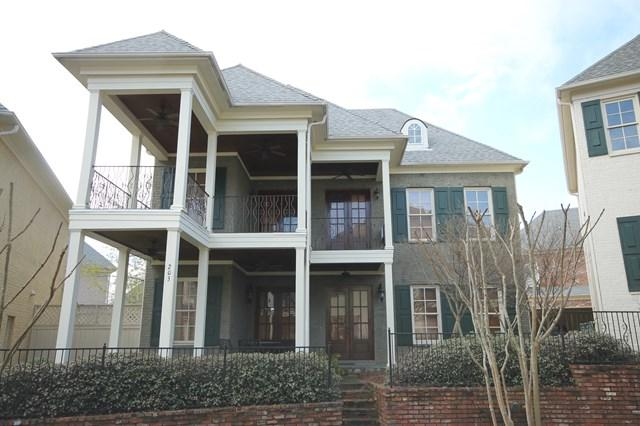 203 Musician's Quarter, OXFORD, MS 38655 (MLS #139954) :: John Welty Realty