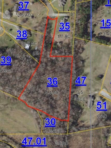 TBD Cr 3030, OXFORD, MS 38655 (MLS #140071) :: John Welty Realty