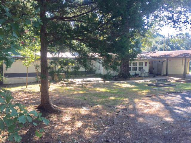1117 Chickasaw Rd., POPE, MS 38658 (MLS #143970) :: Oxford Property Group