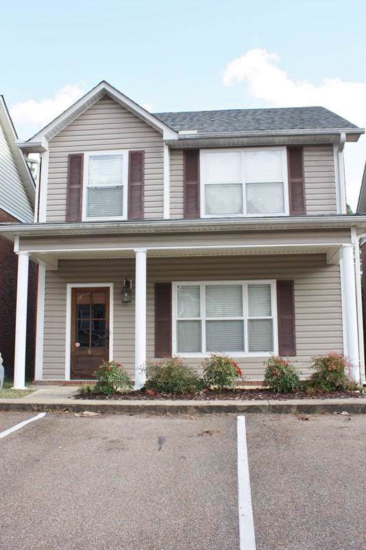 Unit #6 108 Hwy 314 Old Sardis Road, OXFORD, MS 38655 (MLS #144058) :: John Welty Realty