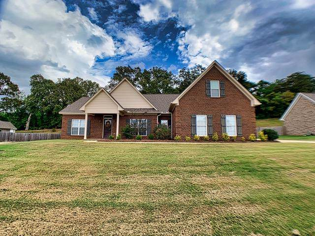 613 Taylor Overlook Drive, OXFORD, MS 38655 (MLS #144078) :: Oxford Property Group