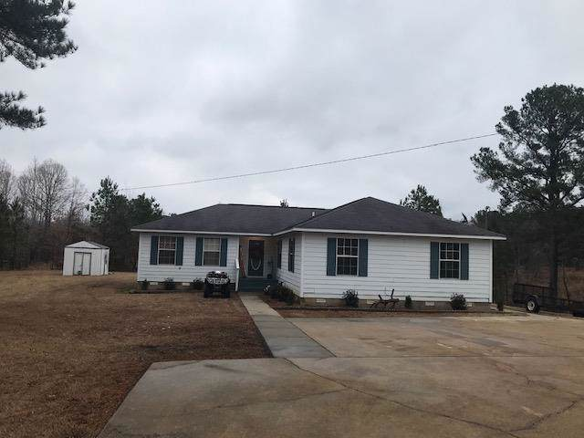 31 Cr 309, OXFORD, MS 38655 (MLS #144502) :: Oxford Property Group