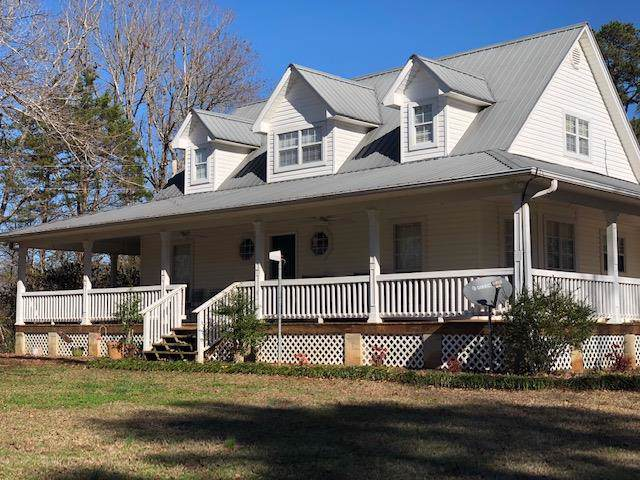 1921 New Hope Road, PONTOTOC, MS 38863 (MLS #144606) :: John Welty Realty