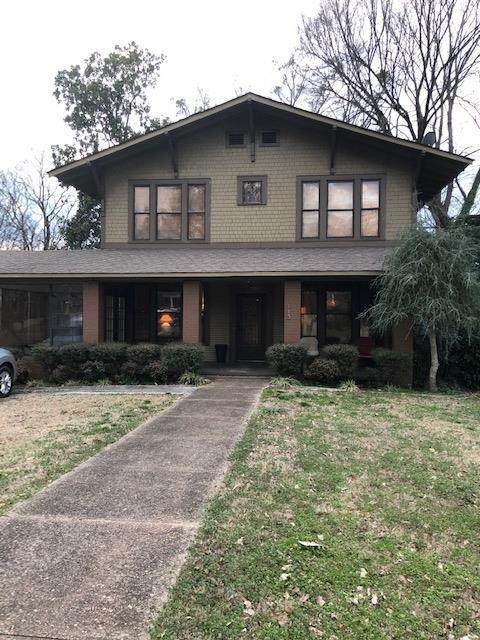 113 S Main St., PONTOTOC, MS 38863 (MLS #145293) :: John Welty Realty