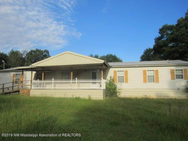 75 County Rd 99, WATER VALLEY, MS 38965 (MLS #145321) :: Oxford Property Group