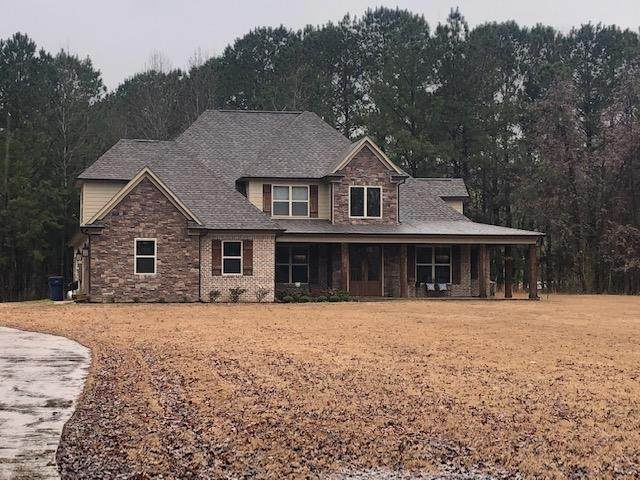449 Walnut, SARDIS, MS 38666 (MLS #145369) :: Oxford Property Group