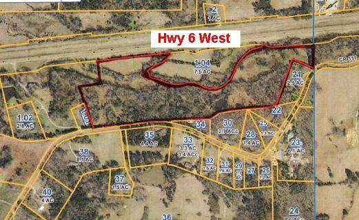 -- Hwy 6 W, OXFORD, MS 38655 (MLS #145422) :: Oxford Property Group