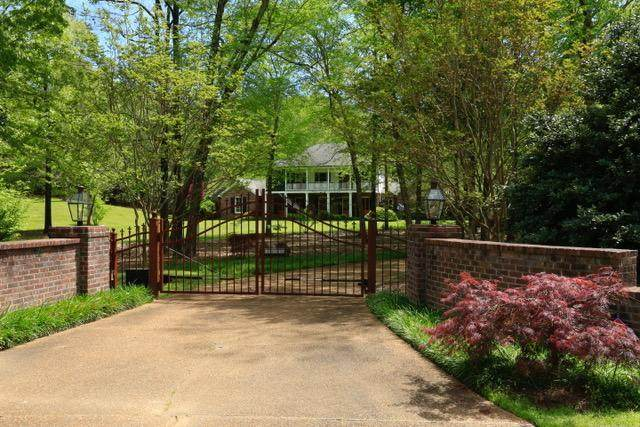 1001 Whispering Valley Cove, OXFORD, MS 38655 (MLS #145662) :: Oxford Property Group