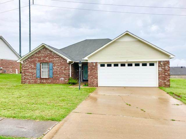 107 American Eagle Way, OXFORD, MS 38655 (MLS #146033) :: John Welty Realty