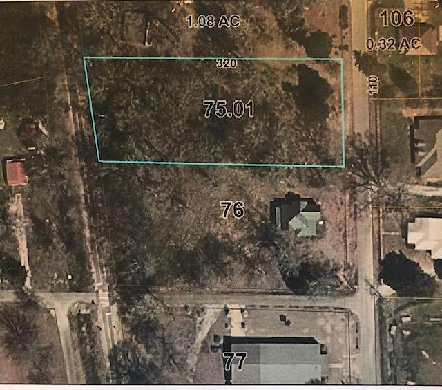 ## Central Avenue, ECRU, MS 38841 (MLS #146162) :: John Welty Realty