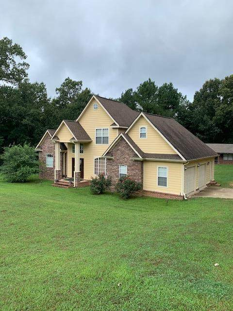 42A Cr 106, ABBEVILLE, MS 38601 (MLS #146351) :: John Welty Realty