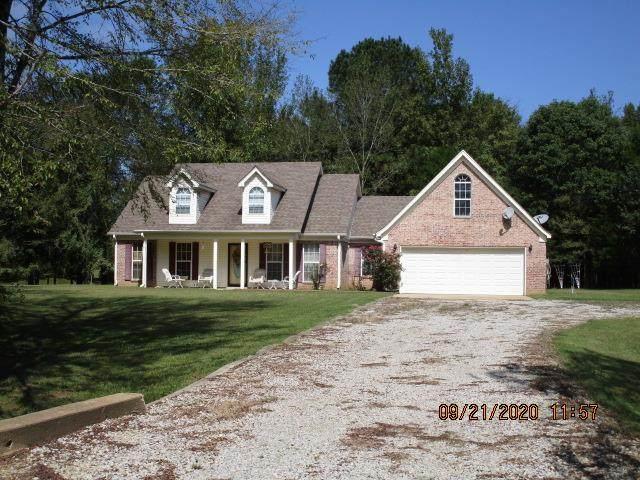 93 E Gramling Rd., Byhalia, MS 38611 (MLS #146732) :: Oxford Property Group