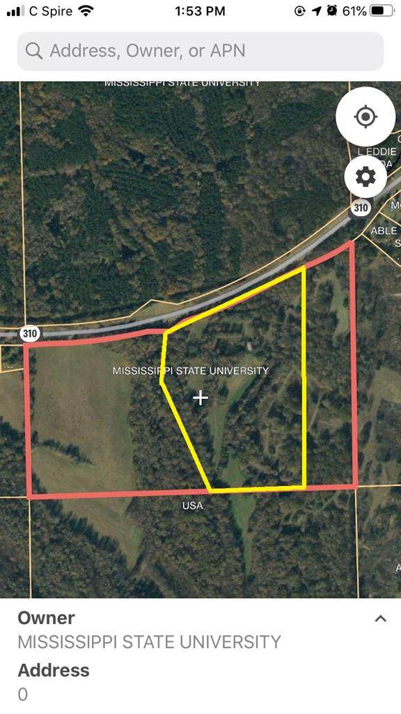 0 Hwy 310, HARMONTOWN, MS 38655 (MLS #147578) :: Oxford Property Group