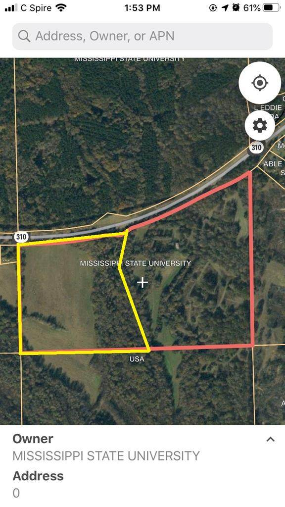 0 Hwy 310, HARMONTOWN, MS 38655 (MLS #147579) :: John Welty Realty