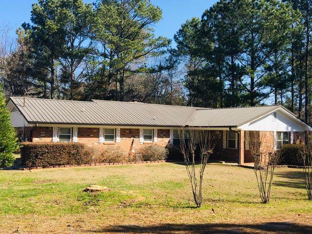 2 Cr 1002, OXFORD, MS 38655 (MLS #147649) :: Oxford Property Group