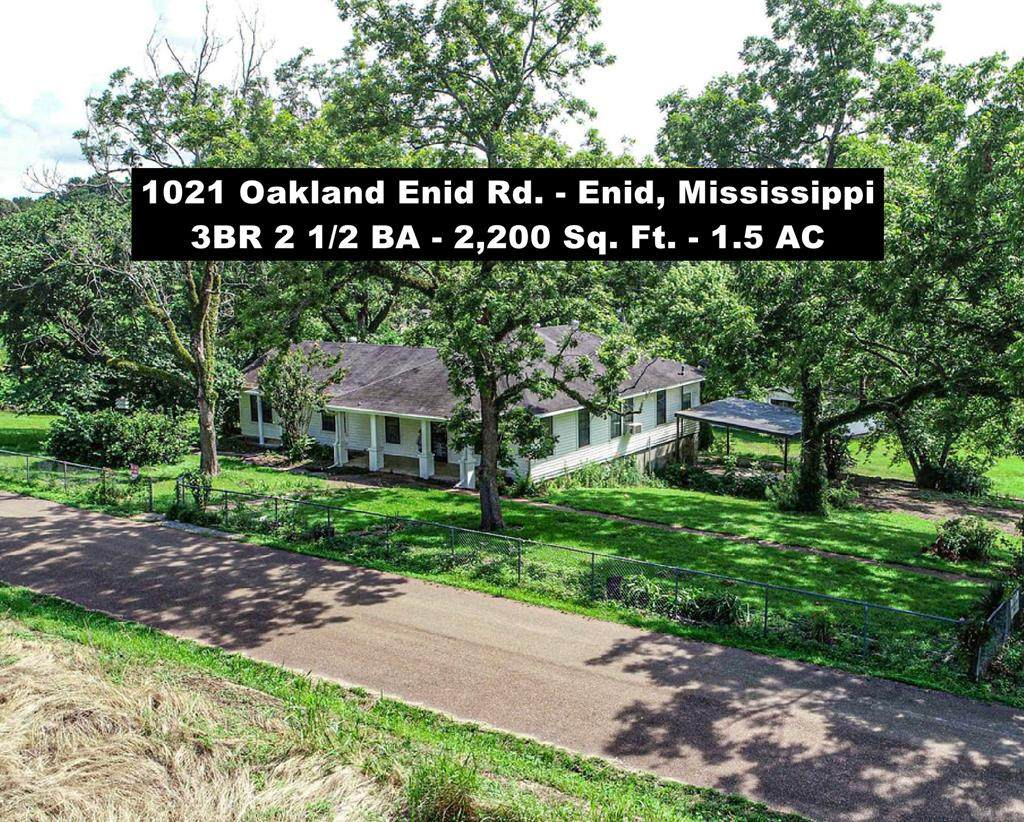 1021 Oakland-Enid Rd. - Photo 1