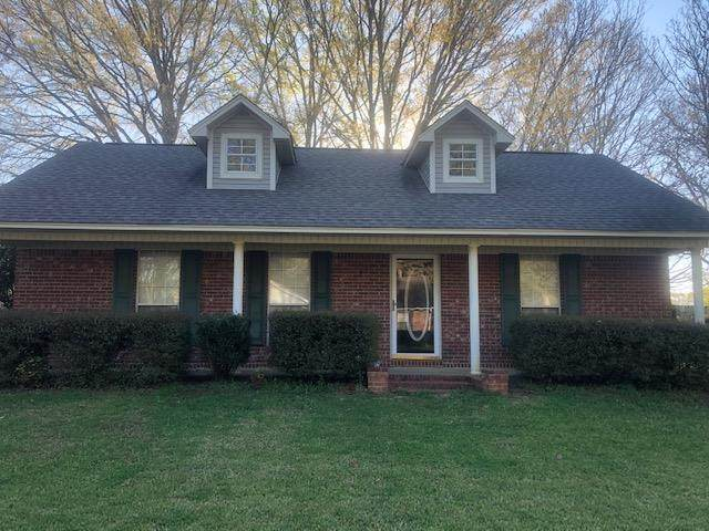 21 Alma Lee Drive, ECRU, MS 38841 (MLS #147832) :: John Welty Realty