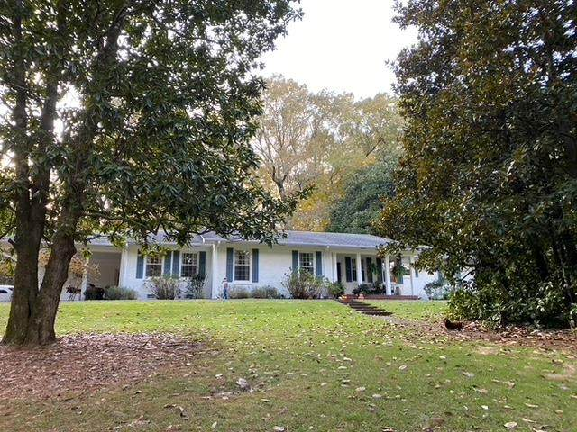207 Oak Grove Circle, PONTOTOC, MS 38863 (MLS #147912) :: John Welty Realty