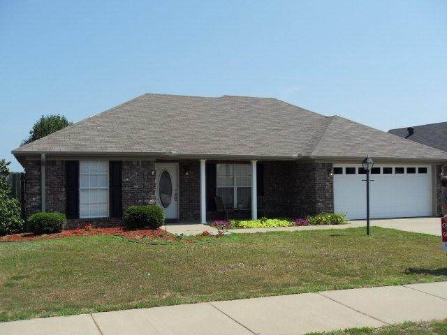 205 Eagle's Nest, OXFORD, MS 38655 (MLS #147975) :: John Welty Realty