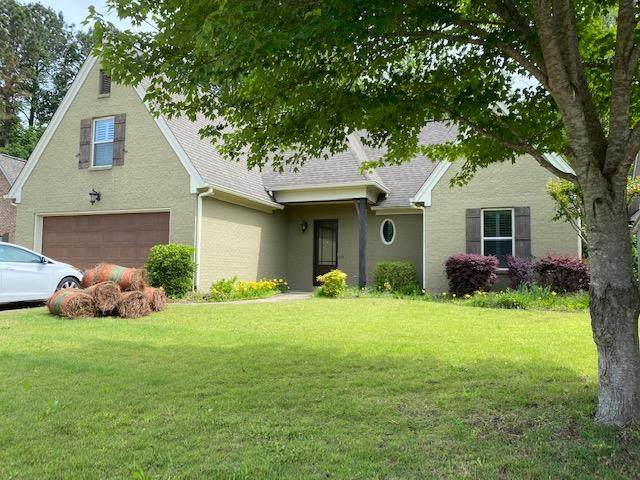 123 Windsor Falls, OXFORD, MS 38655 (MLS #148130) :: Oxford Property Group