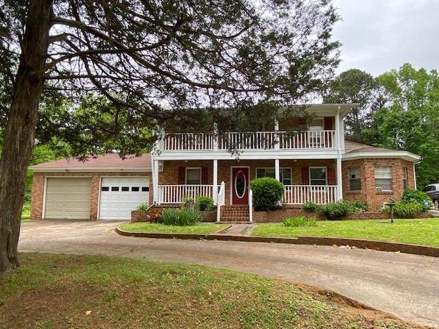 1512 South 16th Ext, OXFORD, MS 38655 (MLS #148183) :: Nix-Tann and Associates